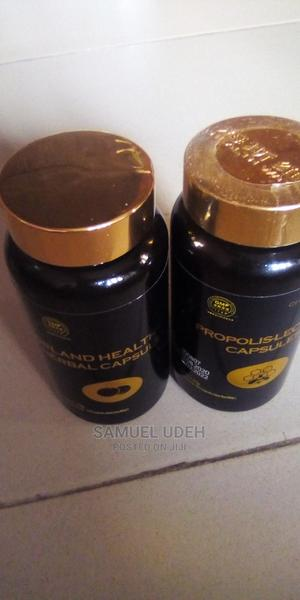 NORLAND Health Herbal and Propolis Lecithin Cures Hepatitis   Vitamins & Supplements for sale in Lagos State, Ikotun/Igando