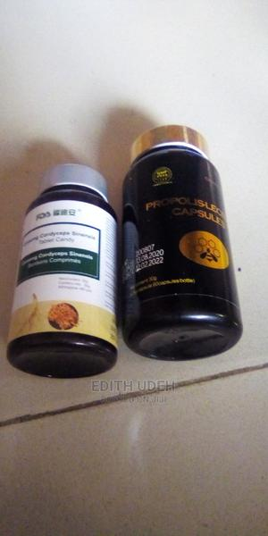 NORLAND Healthway Herbal Propolis Lecithin for Hepatits   Vitamins & Supplements for sale in Lagos State, Tarkwa Bay Island