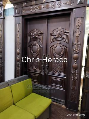Copper Security Door | Doors for sale in Abuja (FCT) State, Kaura