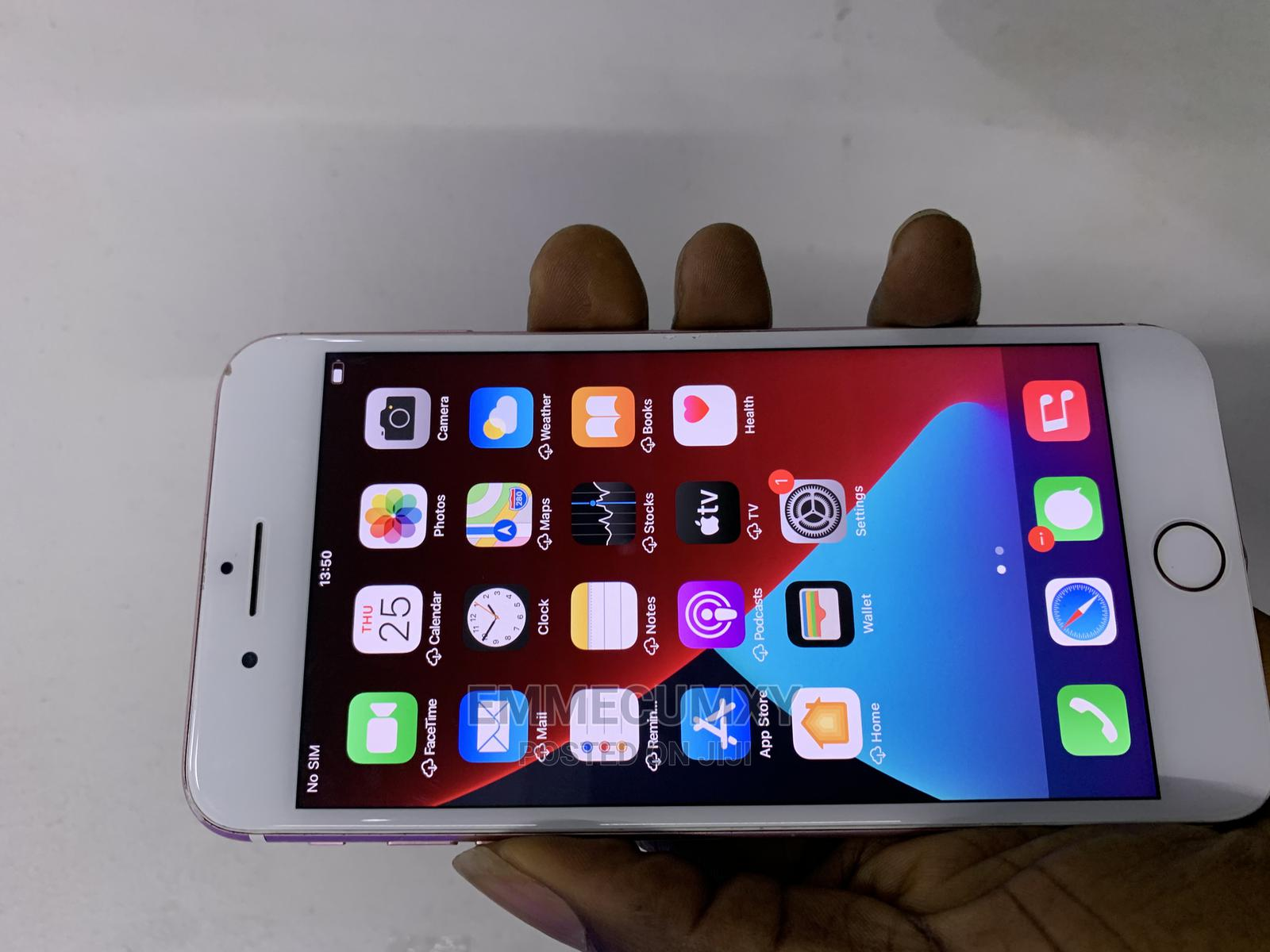 Apple iPhone 7 Plus 128 GB Gold | Mobile Phones for sale in Wuse 2, Abuja (FCT) State, Nigeria