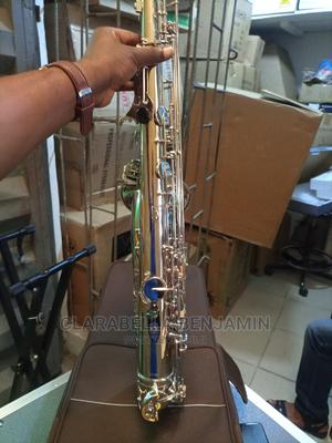 Armstrong Silver Tenor Saxophone   Musical Instruments & Gear for sale in Lagos State, Ikeja