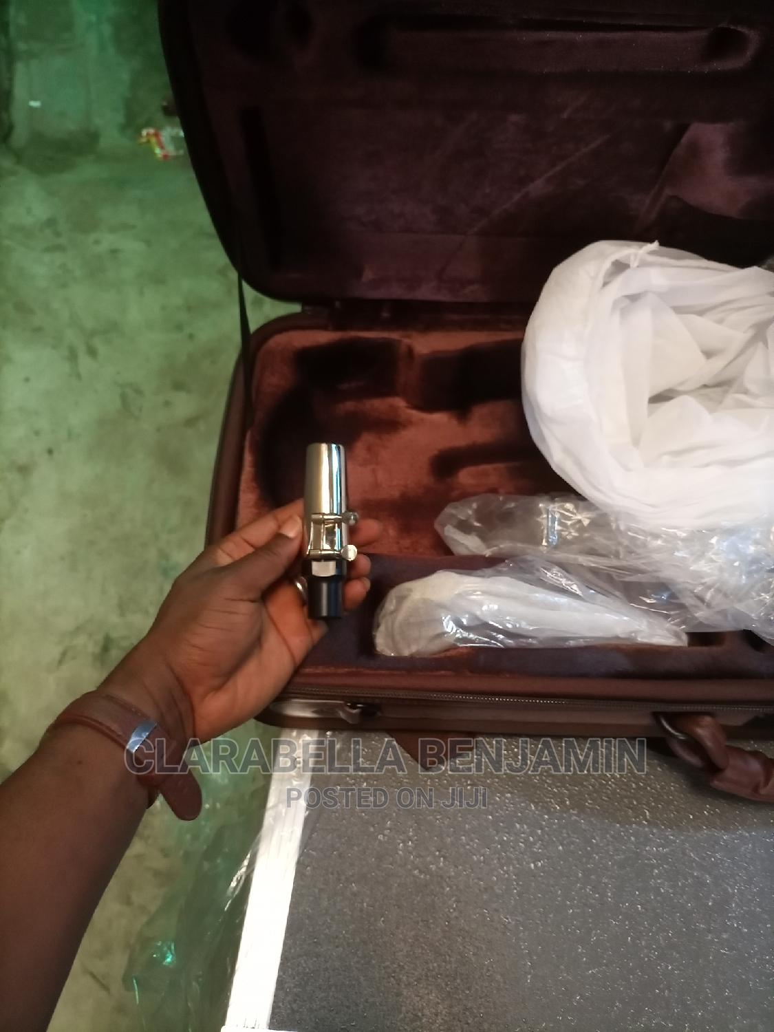 Armstrong Silver Tenor Saxophone   Musical Instruments & Gear for sale in Ikeja, Lagos State, Nigeria