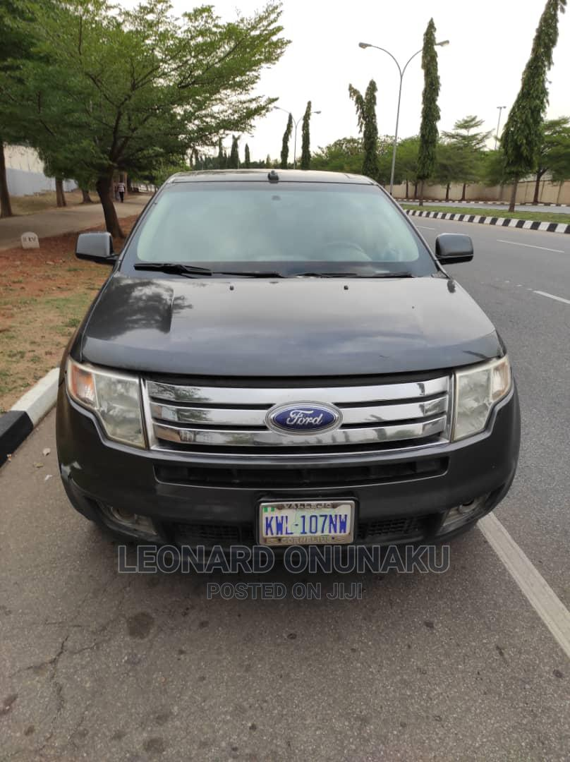 Ford Edge 2008 SE 4dr FWD (3.5L 6cyl 6A) Gray | Cars for sale in Gwarinpa, Abuja (FCT) State, Nigeria