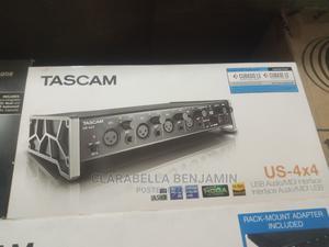 Tascam US 4X4 | Audio & Music Equipment for sale in Lagos State, Ikeja