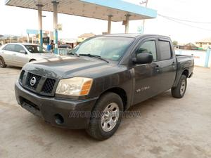 Nissan Titan 2006 King Cab LE Gray | Cars for sale in Oyo State, Oluyole