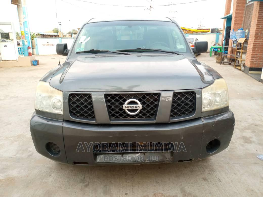 Nissan Titan 2006 King Cab LE Gray   Cars for sale in Oluyole, Oyo State, Nigeria