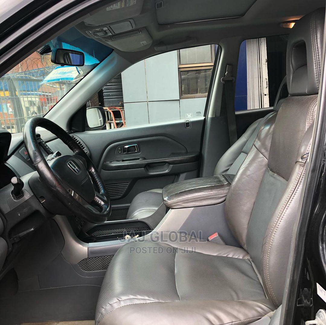 Honda Pilot 2005 Black | Cars for sale in Ikeja, Lagos State, Nigeria