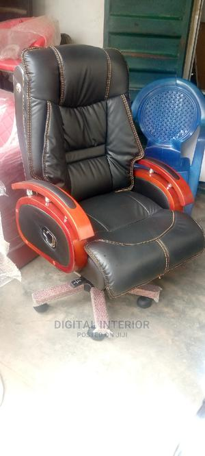 Italian Executive Swivel Office Chair | Furniture for sale in Lagos State, Ikoyi