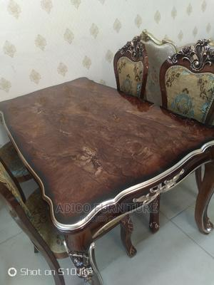Imported Quality Dinning Table With 6 Seate | Furniture for sale in Lagos State, Victoria Island