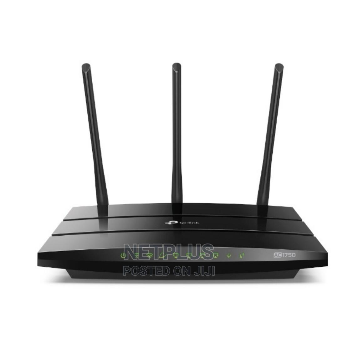TP-LINK AC1750 Wireless Dual Band Gigabit Router | Networking Products for sale in Wuse, Abuja (FCT) State, Nigeria