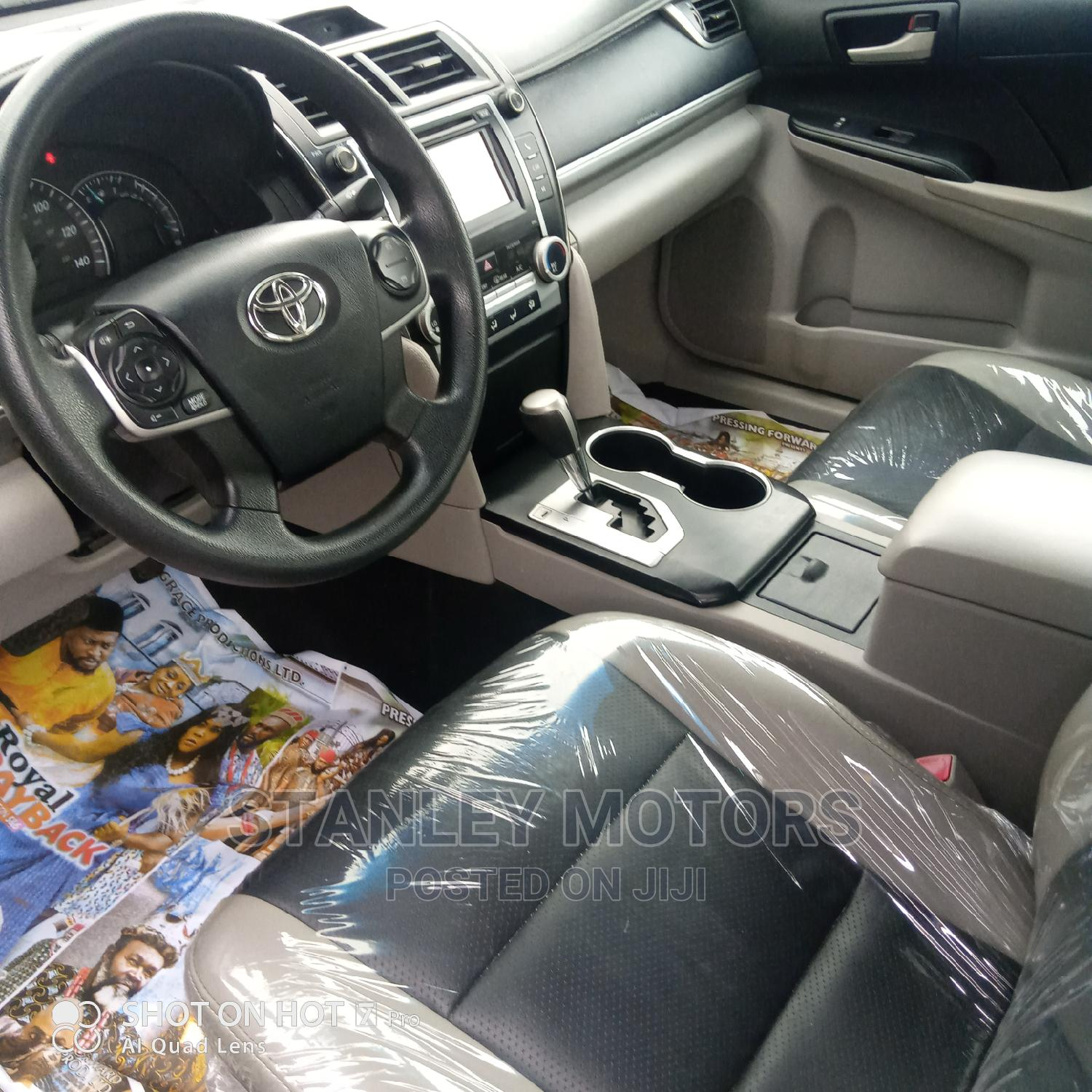Toyota Camry 2013 Gray | Cars for sale in Apapa, Lagos State, Nigeria