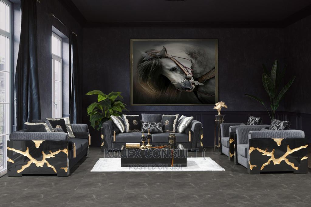 Sofas Interiors Contemporary Turkish Furniture Set | Furniture for sale in Lekki, Lagos State, Nigeria