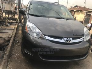 Toyota Sienna 2009 XLE Limited AWD Gray | Cars for sale in Lagos State, Ikeja