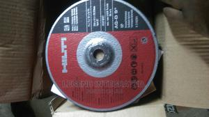 Hilti Grinding Disk. | Electrical Hand Tools for sale in Lagos State, Lagos Island (Eko)