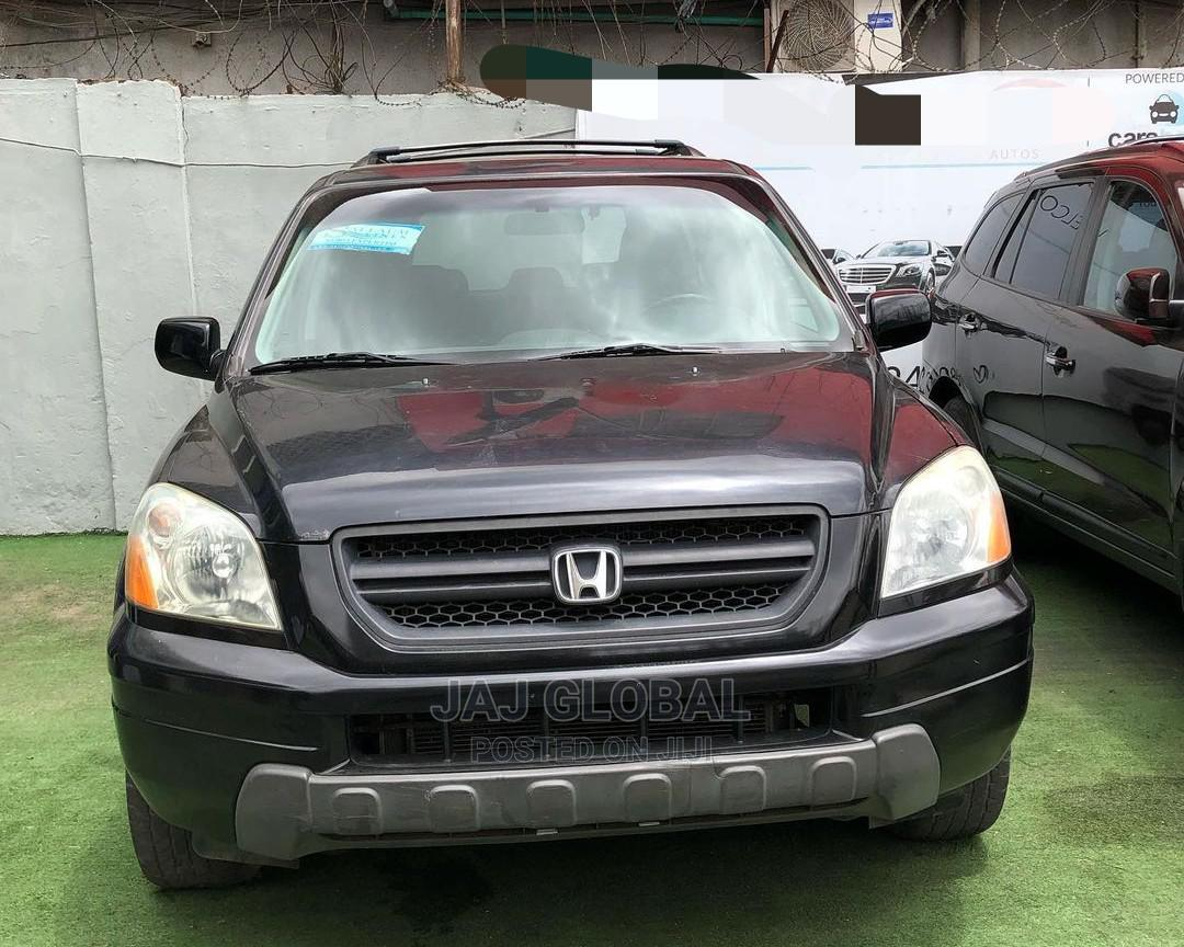 Honda Pilot 2005 Black