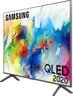 "2020>Samsung Qled Slim Smart TV 65"" (Q60) Original Warranty | TV & DVD Equipment for sale in Lagos State, Ojo"