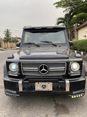 Mercedes-Benz G-Class 2010 Base G 550 AWD Black | Cars for sale in Lagos State, Ikeja