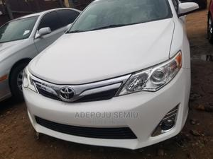 Toyota Camry 2014 White   Cars for sale in Oyo State, Ibadan