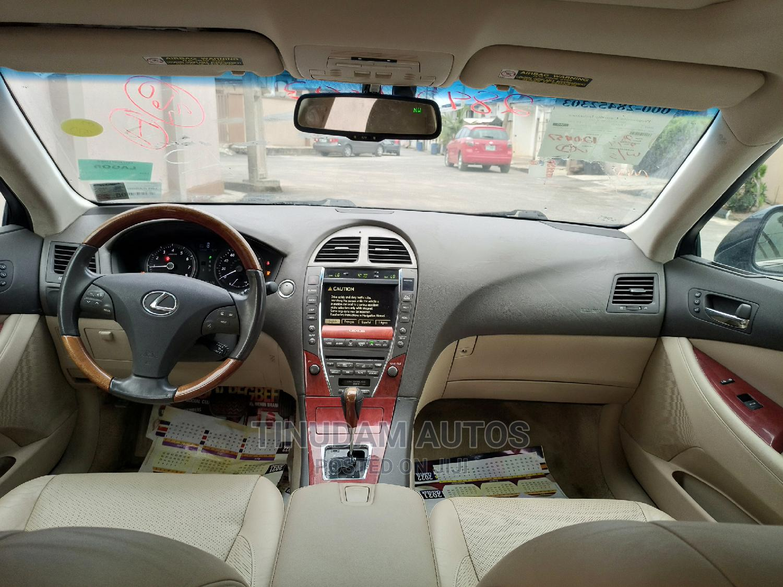 Archive: Lexus ES 2008 350 Blue
