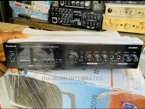 500 Watts Sunbuck Amplifier With Bluetooth   Audio & Music Equipment for sale in Lagos State, Ojo