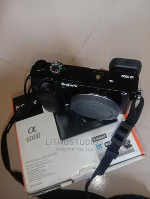 SONY A6000 Miro Less | Photo & Video Cameras for sale in Lagos State, Ikorodu
