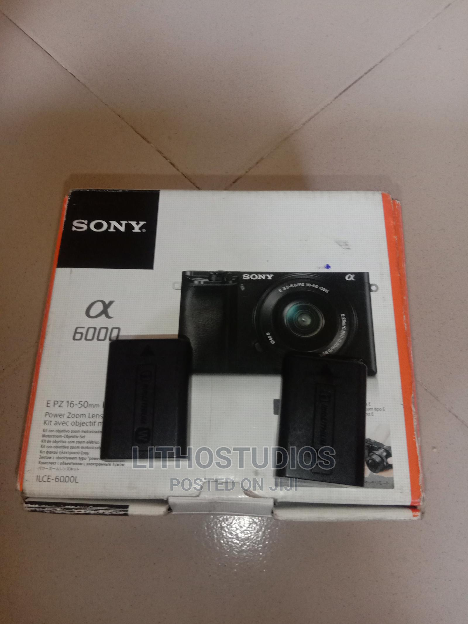 SONY A6000 Miro Less | Photo & Video Cameras for sale in Ikorodu, Lagos State, Nigeria