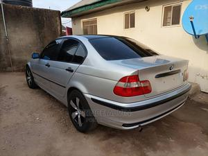 BMW 318i 2004 Silver | Cars for sale in Lagos State, Surulere