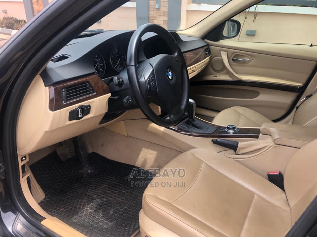 Archive: BMW 328i 2010 Black