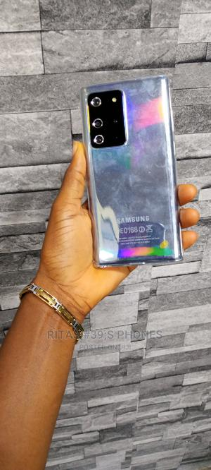 Samsung Galaxy Note 20 256 GB Silver | Mobile Phones for sale in Lagos State, Ikeja