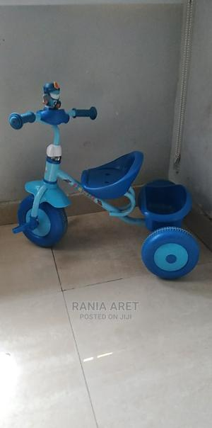 Baby Tricycle With Carrier - Blue   Toys for sale in Abuja (FCT) State, Gwarinpa