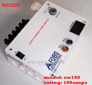 Automatic Change Over for Generator 125ampere   Home Appliances for sale in Lagos State, Gbagada