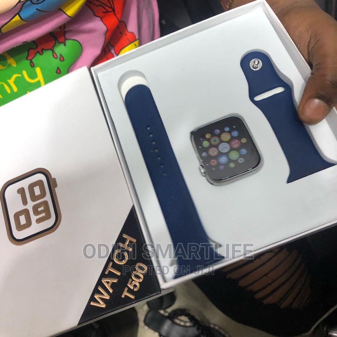 T550 Smart Watch Bluetooth Call 44MM   Smart Watches & Trackers for sale in Ikeja, Lagos State, Nigeria