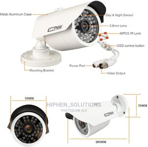 Indoor and Outdoor Security Camera   Security & Surveillance for sale in Abuja (FCT) State, Kubwa