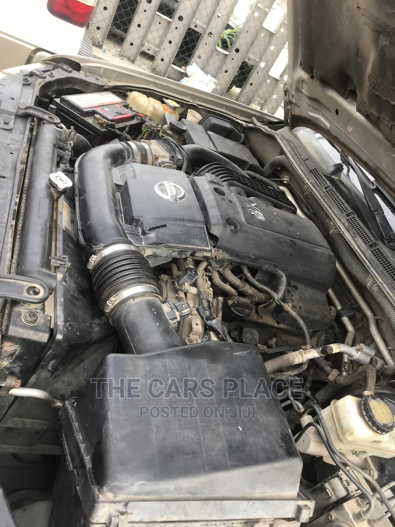 Nissan Pathfinder 2008 Silver | Cars for sale in Lekki, Lagos State, Nigeria