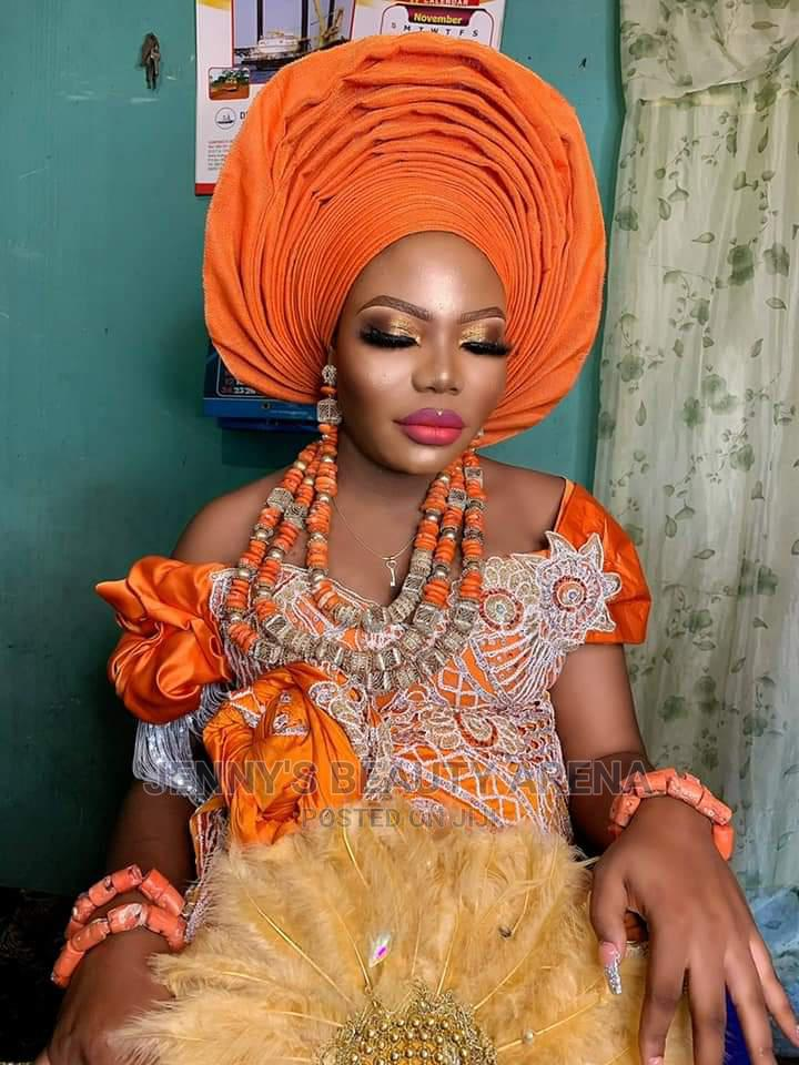 Traditional Makeup   Health & Beauty Services for sale in Ogudu, Lagos State, Nigeria