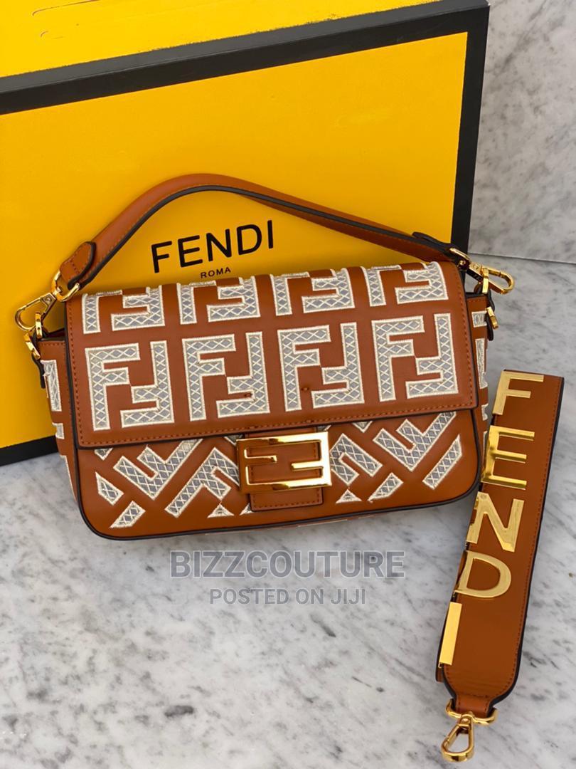 High Quality Fendi Shoulder Bag for Women
