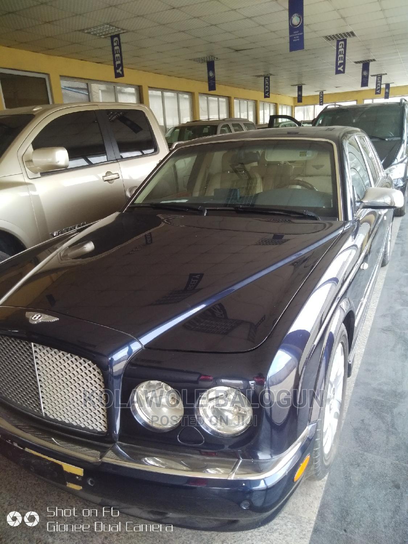Bentley Arnage 2005 RL Blue