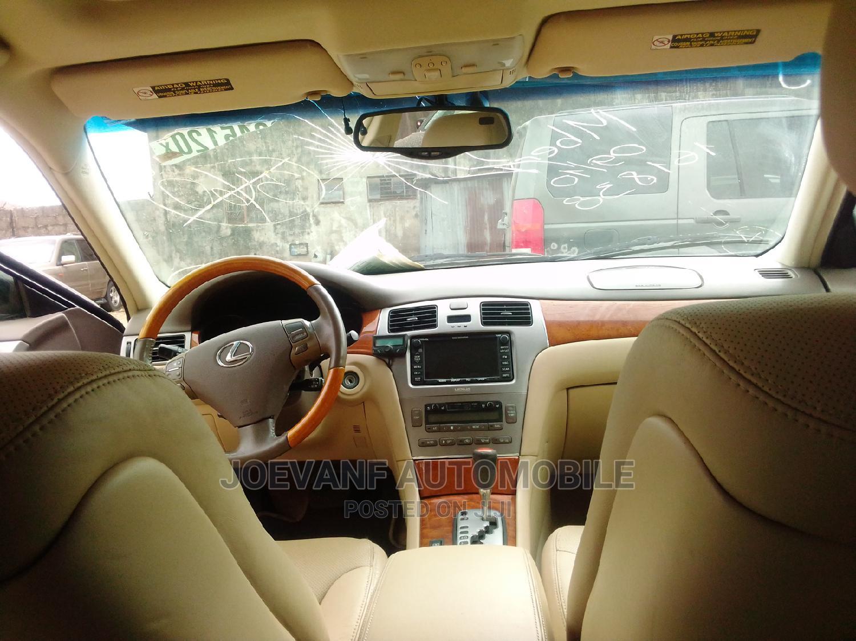 Archive: Lexus ES 2006 Black