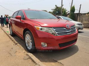 Toyota Venza 2012 AWD Red | Cars for sale in Lagos State, Ikeja