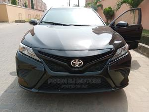 Toyota Camry 2019 XSE (2.5L 4cyl 8A) Black   Cars for sale in Lagos State, Ogba