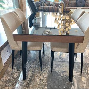 Quality Dinning Table With 4 Chairs | Furniture for sale in Abuja (FCT) State, Central Business Dis