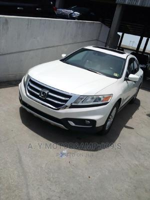 Honda Accord CrossTour 2012 EX-L White | Cars for sale in Lagos State, Apapa