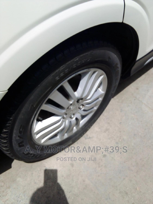 Honda Accord CrossTour 2012 EX-L White   Cars for sale in Apapa, Lagos State, Nigeria