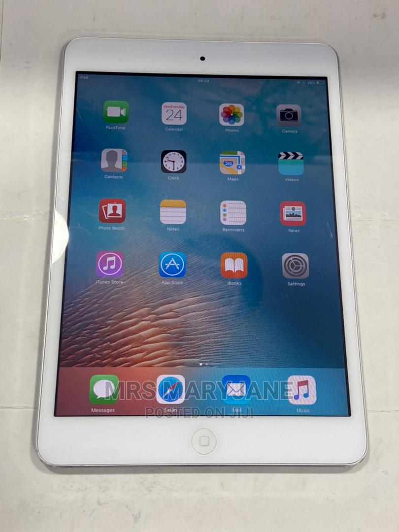 Apple iPad Mini Wi-Fi 16 GB White   Tablets for sale in Ikeja, Lagos State, Nigeria