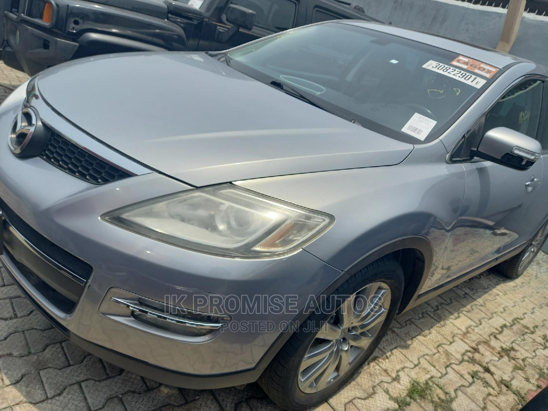 Mazda CX-9 2008 Silver | Cars for sale in Ikeja, Lagos State, Nigeria
