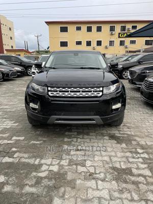 Land Rover Range Rover Evoque 2012 Dynamic Black | Cars for sale in Lagos State, Lekki