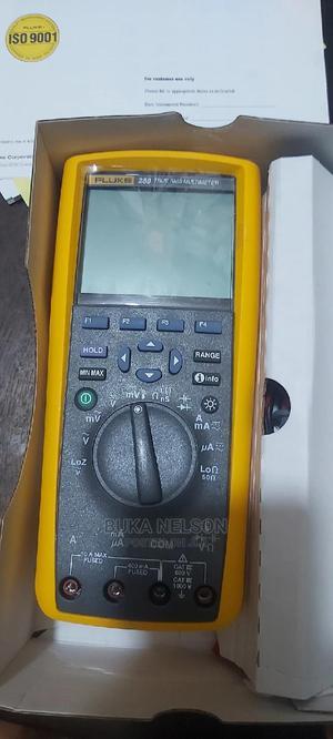 FLUKE 289 Multimeter | Measuring & Layout Tools for sale in Lagos State, Ikeja