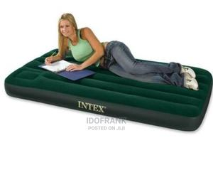 Intex Single Inflatable Airbed With Free Pump | Home Accessories for sale in Lagos State, Amuwo-Odofin