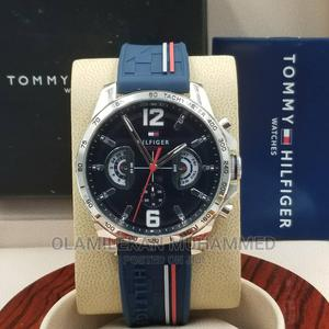 Tommy Hilfiger Rubber Watch   Watches for sale in Lagos State, Lagos Island (Eko)