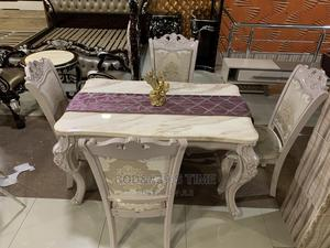 Italian Mini Royal Dining Table With 4chairs   Furniture for sale in Lagos State, Ojo